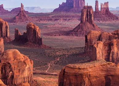 Viajes EEUU 2019: Ruta desde Las Vegas al Gran Cañon con Parques Naturales