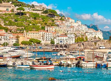 Viajes Italia 2019-2020: Escapada en coche por la Costa Amalfitana