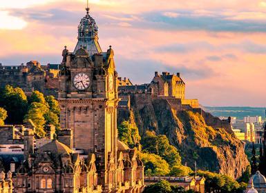 Viajes Escocia 2019-2020: Escapada en coche al Sur Escocés