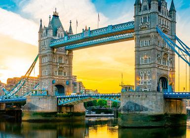 Viajes Inglaterra 2019-2020: Escapada en coche a Londres y alrededores