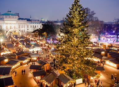 Viajes Austria 2019-2020: Especial Mercadillos Navideños en coche en Viena, Alta Austria y Estiria