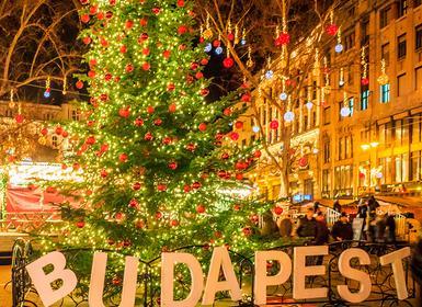 Viajes Hungría 2019-2020: Especial Mercadillos Navideños en coche en Budapest y alrededores