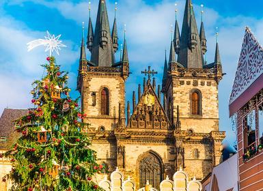 Viajes República Checa 2019-2020: Especial Mercadillos Navideños en coche en Praga y Bohemia