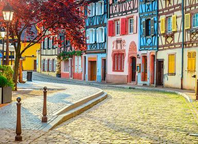 Viajes Francia 2019-2020: Escapada en coche a Alsacia
