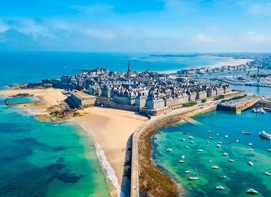 Viajes Francia 2019-2020: Escapada en coche a Loira y Bretaña