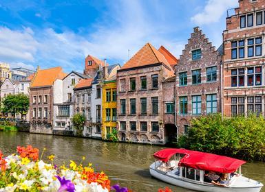 Viajes Bélgica 2019: Escapada en coche a Flandes