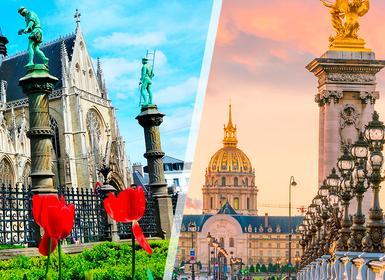 Viajes Bélgica y Francia 2019-2020: Combinado Bruselas y París en tren