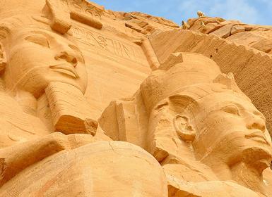 Viajes Egipto 2019: El Cairo, Crucero 4 noches y noche en Abu Simbel