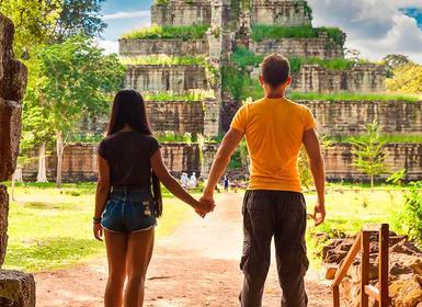 Viajes Camboya y Tailandia 2019-2020: Tailandia Esencial con Ayuthaya , Camboya y Krabi