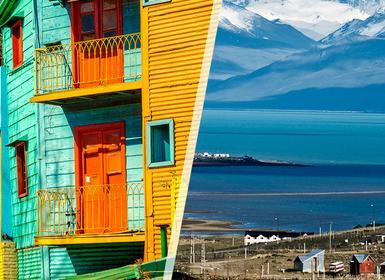 Viajes Argentina 2019-2020: Paquete Buenos Aires y El Calafate