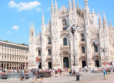Viajes Italia 2019-2020: Roma, Florencia y Milán en tren