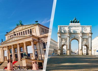 Viajes Alemania 2019-2020: Viaje Berlín y Múnich en tren
