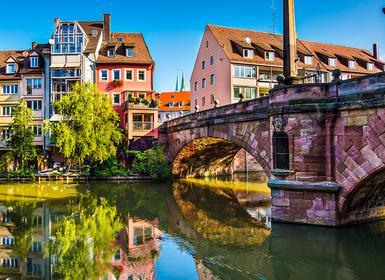 Viajes Alemania 2019: Múnich, Núremberg y Berlín en tren