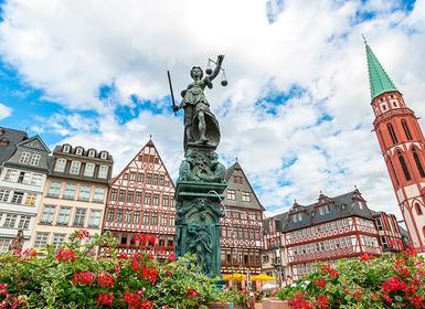 Viajes Alemania 2019-2020: Viaje en Tren Frankfurt, Núremberg y Múnich