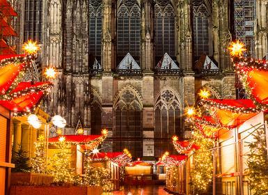 Viajes Alemania 2019-2020: Especial Mercadillos Navideños en coche en Renania del Norte - Westfalia