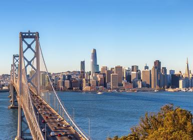 Viajes Costa Oeste, Costa Este y EEUU 2019-2020: Combinado Nueva York y Fly and Drive Costa Oeste USA