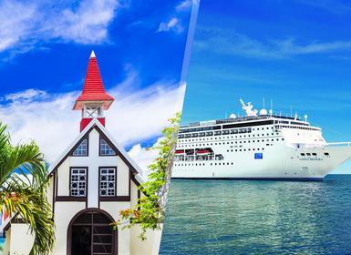 Viajes Isla Mauricio e Islas del Índico 2019: Mauricio y Crucero por Seychelles, Madagascar y Reunión