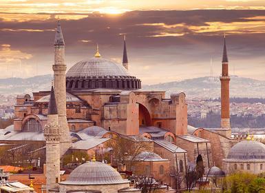 Viajes Turquía y Egipto 2019: Circuito Estambul, Capadocia y El Cairo