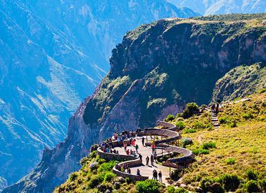 Viajes Perú 2019: Tour Lima, Arequipa, Cañón del Colca, Cusco y Lago Titicaca