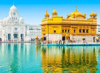 Viajes India 2019-2020: Circuito Triángulo Dorado y Amritsar