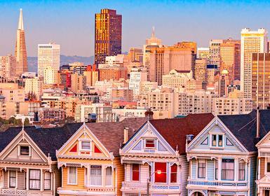 Viajes EEUU y Costa Oeste 2019: Los Ángeles y San Francisco con Parques Nacionales