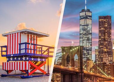 Viajes Costa Este y EEUU 2019: Miami y Nueva York