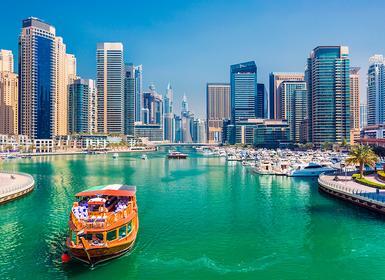 Viajes Islas del Índico, Emiratos Árabes, Maldivas y Japón 2019-2020: Dubái, Tokio y Maldivas