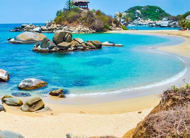 Viajes Panamá y Colombia 2019: Bogotá, Santa Marta, Cartagena de Indias y Panamá