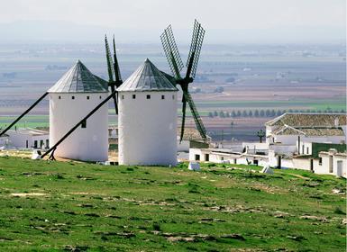 Viajes Castilla La Mancha 2019-2020: Fly and Drive del Vino La Mancha y Ciudades Manchegas