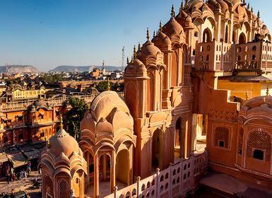 Viajes India 2019: Triángulo Dorado y Cachemira