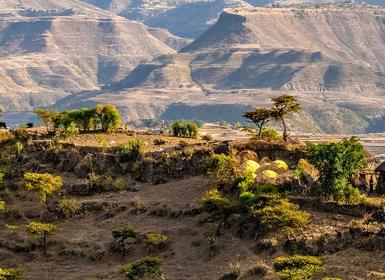 Viajes Etiopía 2019: Tour Gran Ruta de Norte a Sur