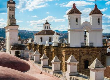 Viajes Bolivia y Perú 2019: Viaje organizado De Santa Cruz a Cusco con Salar de Uyuni y Machu Picchu