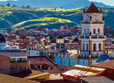 Viajes Bolivia y Brasil 2019: Circuito Río de Janeiro, Santa Cruz, Potosí, Uyuni, Tiahuanaco y La Paz