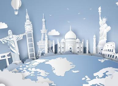 Viajes Emiratos Árabes, Polinesia Francesa y Australia 2019-2020: Dubái, Sídney, Auckland, Polinesia Francesa y Los Ángeles