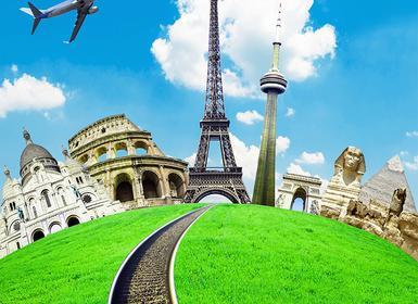 Viajes China, Japón, Argentina y Nueva Zelanda 2019-2020: Buenos Aires, Auckland, Tokio y Hong Kong