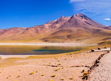 Viajes Chile 2019-2020: Santiago de Chile, Puerto Natales, Torres del Paine y Desierto de Atacama