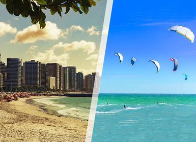 Viajes Brasil 2019-2020: Fortaleza y Cumbuco