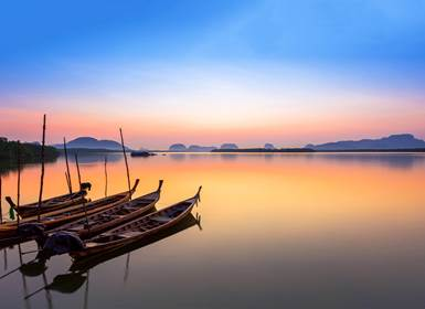 Viajes Tailandia, Islas del Índico y Emiratos Árabes 2019-2020: Paquete Dubái, Tailandia y Maldivas