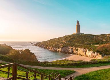 Viajes Galicia 2019-2020: Viaje Rias Altas, Fisterra y Costa de Morte