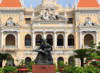 Viajes Tailandia, Emiratos Árabes y Vietnam 2019-2020: Tour Bangkok, Vietnam y Dubái