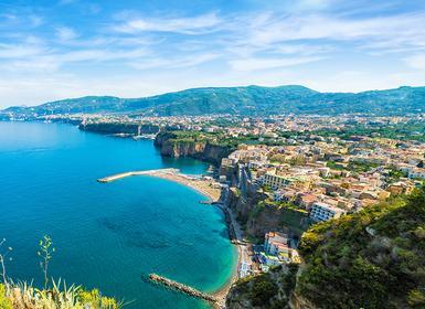 Viajes Italia 2019-2020: Tour Amalfi y Pompeya