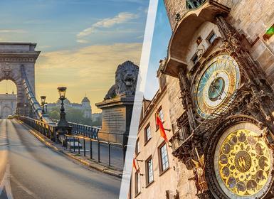 Viajes Hungría, Centroeuropa y República Checa 2019-2020: Tour Budapest y Praga en avión