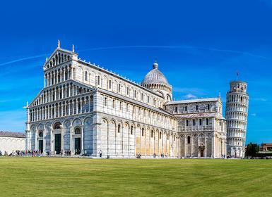 Viajes Italia 2019-2020: Escapada a Pisa, Florencia y Roma en tren