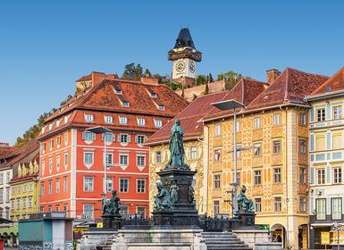 Viajes Austria 2019-2020: Combinado Viena, Salzburgo, Innsbruck y Graz