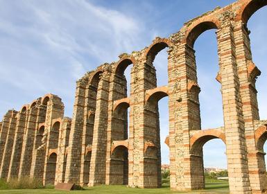 Viajes Extremadura 2019: Cáceres y Badajoz