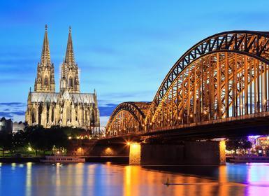 Viajes Alemania 2019-2020: Múnich, Frankfurt, Rhin, Hannover y Berlín
