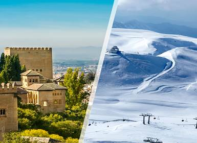 Viajes Andalucía 2019-2020: Granada y Sierra Nevada