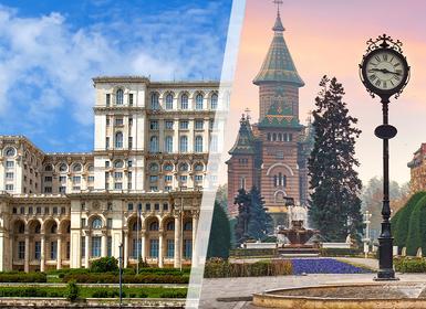 Viajes Rumanía 2019-2020: Bucarest y Timisoara