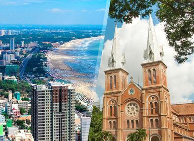 Viajes Vietnam 2019-2020: Combinado Vietnam Ho Chi Minh y Vung Tau