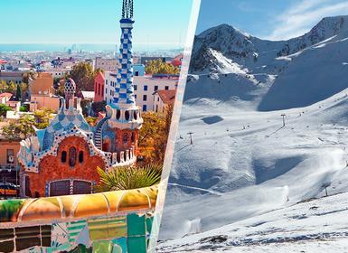 Viajes Cataluña y Andorra 2019-2020: Barcelona y Grandvalira